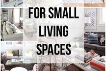 Interior design / Rooms, furnitures, apartment plans...