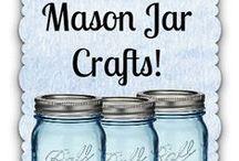 Mason Jars/Vases