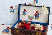 Nursery Tales: Paddington Bear