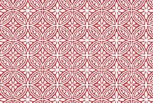 design ❈ the vernacular of pattern