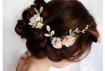 Hairstyles for brides 2016 / Hairstyles for brides , most fashion! #wedding #brides #hairstyles #wigs www.mwigs.com