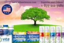 Our Product Line / Here is our whole range of products. Vitamin supplement blends with natural herbs and other healthy ingredients that aid sufferers of migraine headaches and tinnitus. We also carry vitamin-infused creams that help for neuropathy, insomnia, joint pain, and vitamin deficiencies. #vitamins #natural #remedies http://www.vitasciences.com/ 1-877-212-7282