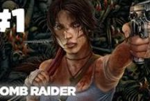 Walkthroughs / Tomb Raider / Full walkthrough on Tomb Raider game (PC/2013)