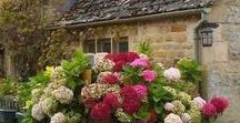 Shabby Chic & Landhausstil | Gartenideen / Shabby Chic im Garten, Landhausstil und Co machen den Garten zu einem verwunschenen Paradies