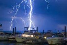 Lightning Aesthetic
