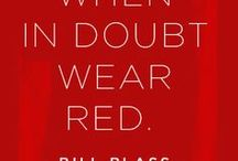 Red Quotes To Match Your Website