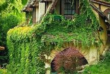 Enchanted Cottages Aesthetic