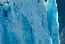 Glaciers Aesthetic