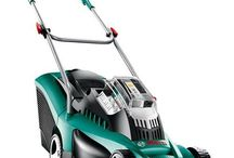 Bosch Garden Tools / Discover the powerful tools for effective gardening. Lawn Mowers, Pressure Washers, Garden Vacuum and Blowers, Line Trimmers, Hedge Trimmers.