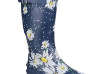 Cotswold Wellingtons / Fun Festival Wellingtons for Men, Women and Kids. Great ideas for camping and walking the dog.