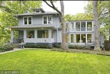 Just Listed / A showcase of the homes currently on the market in the DC, MD, VA region.