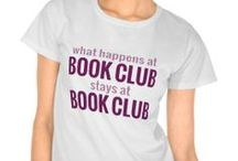 Book club secrets / Ever wondered what REALLY goes on at a 'book club'?