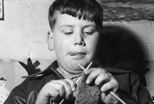 Les tricoteuses / tricoteurs