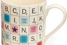 Scrabble-tastic / Scrabble-related paraphernalia / by Every Word Counts
