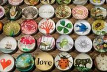 Perfect paperweights / Keep your papers in place with these stylish paperweights / by Every Word Counts