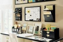 Home office essentials / Bits 'n bobs for the home office