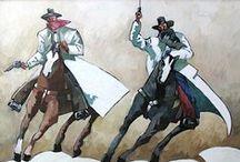 Art - Western / by Toni Watt