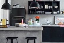 House - Kitchen / by Carolina Ferreira