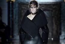 Fashion - Dark Runway / by Carolina Ferreira