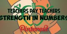Teachers Pay Teachers Strength in Numbers / #TeachersPayTeachersStrengthInNumbers is a collaborative board to bring serious TpT sellers together to maximize exposure of quality work with free & paid products. Contact me through TpT by leaving me a comment, or by e-mailing me at MrEduTechnology@gmail.com if you'd like to be invited to pin.  We just ask that you follow this board in return and to only pin products from your TpT store (***NO MORE THAN 5 PER DAY PLEASE***). http://www.teacherspayteachers.com/Store/Mrtechnology