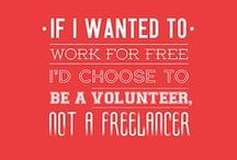 Freelance lifestyle / The ins & outs, ups & downs, of life as a freelancer