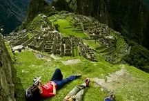 South America / Explore the World with Travel Nerd Nici, one Country at a Time. http://TravelNerdNici.com  / by Travel Nerd Nici