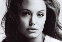 Angelina Jolie - before zombie times