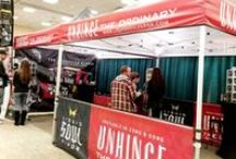 Cincinnati Hunting & Fishing Show / Thanks to everyone that came out to our tent! Vape on.
