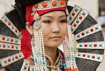 Cultural Traditional Clothing / Explore the World with Travel Nerd Nici, one Country at a Time. http://TravelNerdNici.com