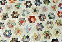hexagons / Patchwork