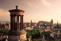 Edinburgh / Edimbourg / Articles, photos, coups de coeur sur Edimbourg !