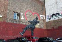 Graffiti / Painting on walls