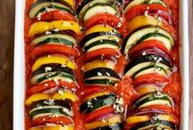 Vegetarian Dinners