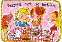 Blond / Word zo blij van Blond Amsterdam ☺️