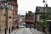 Stirling - Scotland / Connaissez-vous la belle ville de Stirling, en Ecosse ? C'est tout près d'Edimbourg !
