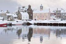 Iles Shetland / Tout au nord de l'Ecosse, les îles Shetland sont un véritable joyaux !