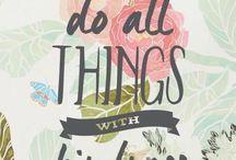 Inspirational Quotes / Inspirational quotes www.journeytoambeth.com