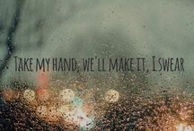 Lyrics  / Lyrics are the poetry of our lives!