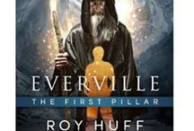 Everville: The First Pillar / Amazon's Best Selling Epic Fantasy and YA Teen Fantasy debut series novel Everville: The First Pillar by Roy Huff. If you love Hunger Games, Harry Potter, Dr. Who, Lord of The Rings, or The Hobbit, you will love this! Be the first Whovian, Ringer, Potterhead, or Trekkie on your block to read and review this epic book!