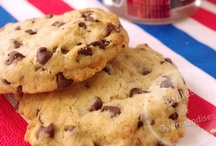 Recipes and Kids / #cookies #mms #m&ms #recette http://www.bullesdegourmandises.com/cookies-aux-mms-de-quoi-colorer-notre-gourmandise