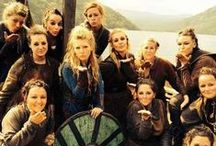 History Channel's Vikings / by H E Flaherty