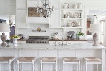 Inspiration / Designers need inspiration for their work. This board has some of our favorite kitchens and baths from other sources.