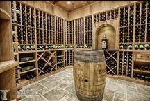 Wine and Dine / We offer Kessick Wine Cellars - beautiful American made product in a Sapele Mahogany