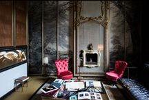 Chic Interiors / Decorating Rooms and Interior Spaces