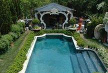 Pool Houses and Pools