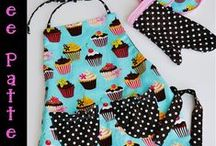 Aprons / by Janey