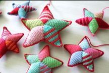 From Yarn to the Pretty thing / Knitted & crocheted little things & accessories
