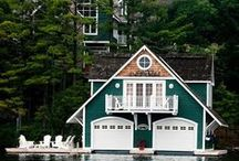 Lake/Beach/Chalet / Lake house Interiors, Beach house Interiors, Chalet interiors