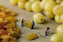 Jasna strona winogrona / Słodkie, najbardziej smakuje dzieciom - chrupiące winogrono jasne puffins!