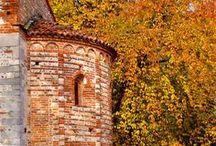 Fall Foliage in Valle Olona